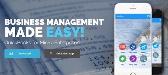 VAsBox, SME Tools, Startups, Android Apps