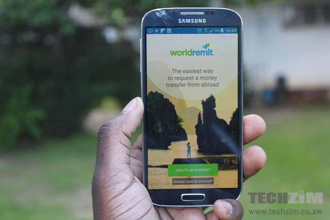 WorldRemit, Mobile Money remittances