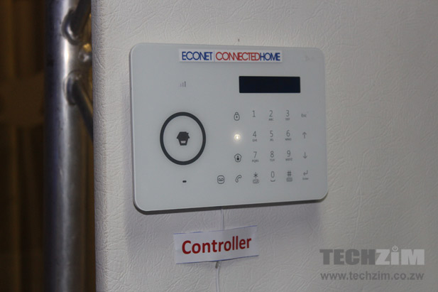 Econet Connected Home, IoT
