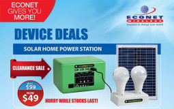 Econet Home Power Station, Econet Energy, ZESA Alternatives