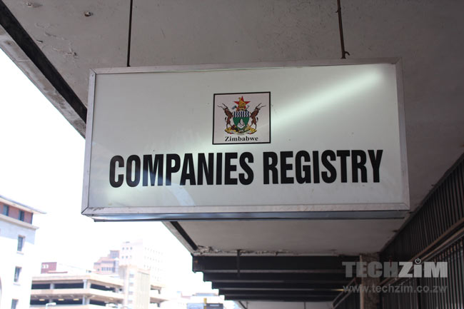 ZimConnect, Zimbabwe Companies Registration, e-Government