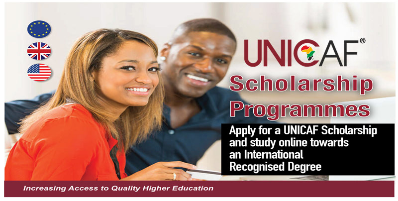UNICAF Master Degree Scholarship Now Available With Up to 80% Off