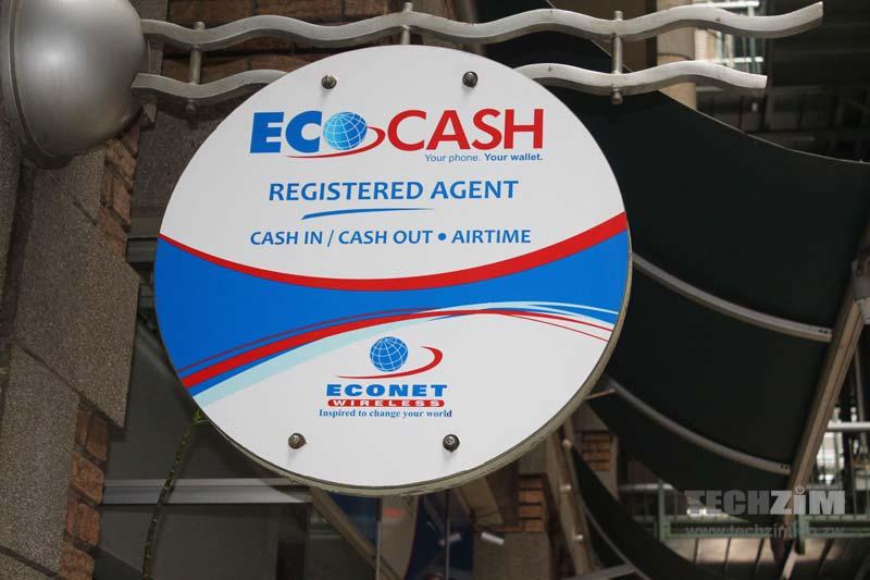EcoCash, Mobile Money Zimbabwe, Econet