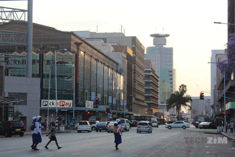 Local Investment, Pick n Pay, Harare, African Cities