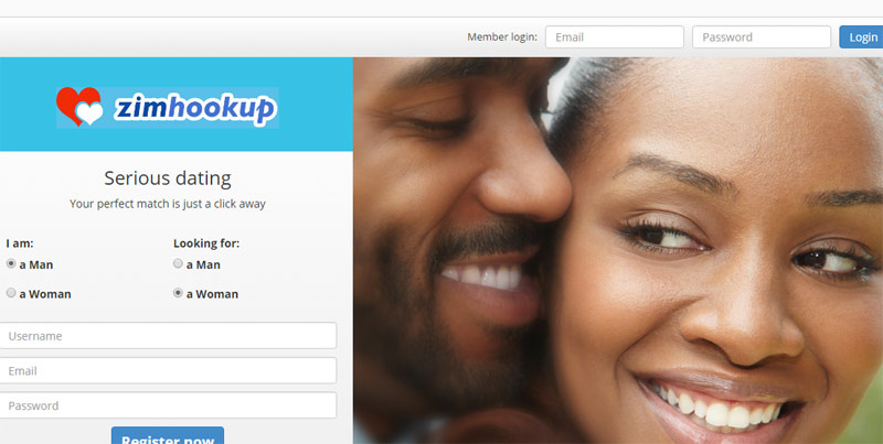 Dating site for zimbabweans