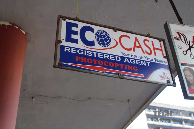 EcoCash, Econet ZImbabwe, Mobile Money, Mobile Banking in Africa
