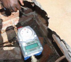 Prepaid Meters, City of Harare, Water Management