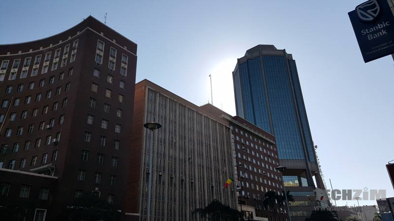 Central Bank, Samora Machel Zimbabwe, Financial Services Zimbabwe, Stanbic Zimbabwe