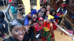 Cosplay in Zimbabwe, Zimbabwean animators, Comic books in Zimbabwe