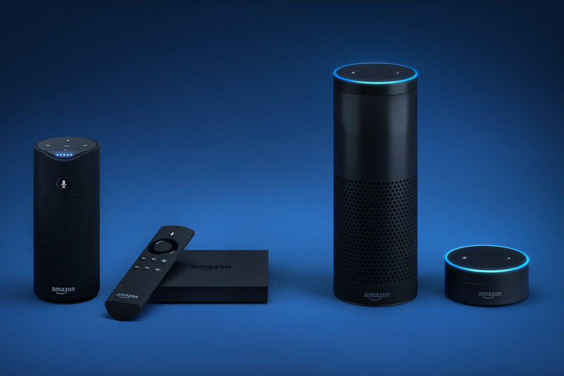 Amazon Echo, Doppler, digital assistant