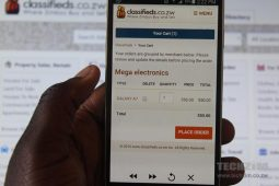 online shopping, classifieds Zimbabwe