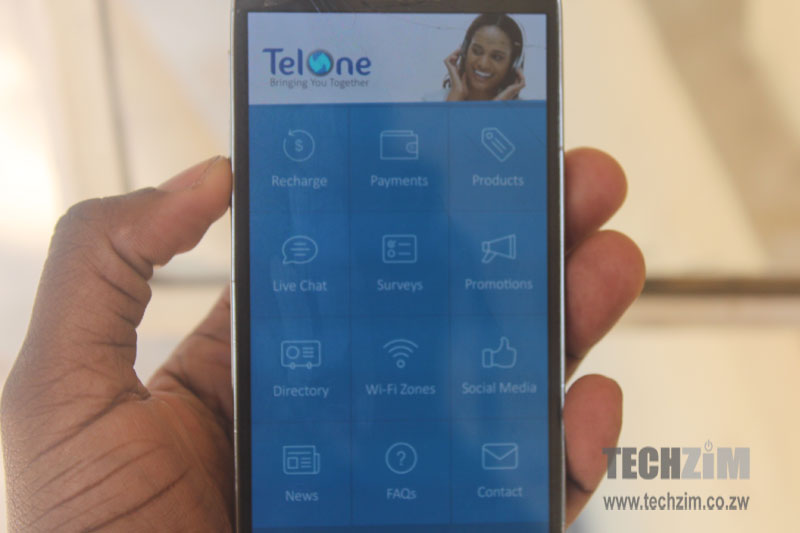 TelOne App, TelOne customer care