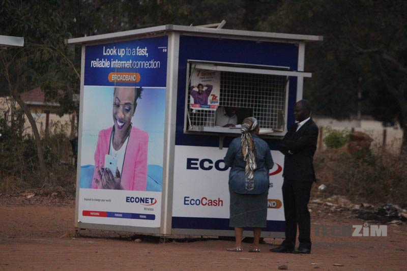 EcoCash agents, Mobile money in Zimbabwe, Mobile Money Africa