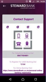Square Banking Steward Bank S Mobile Banking Solution Techzim