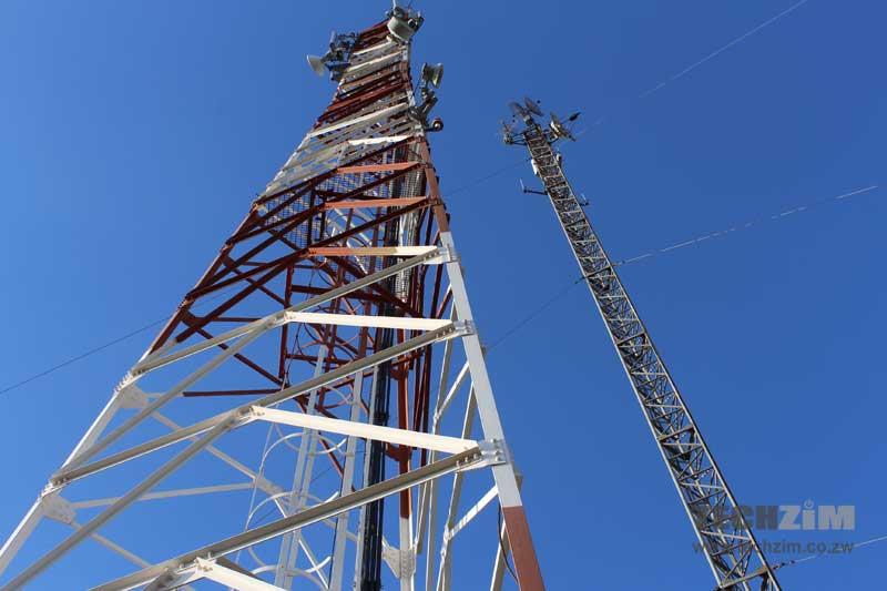 Zimbabwean telecoms, infrastructure sharing,