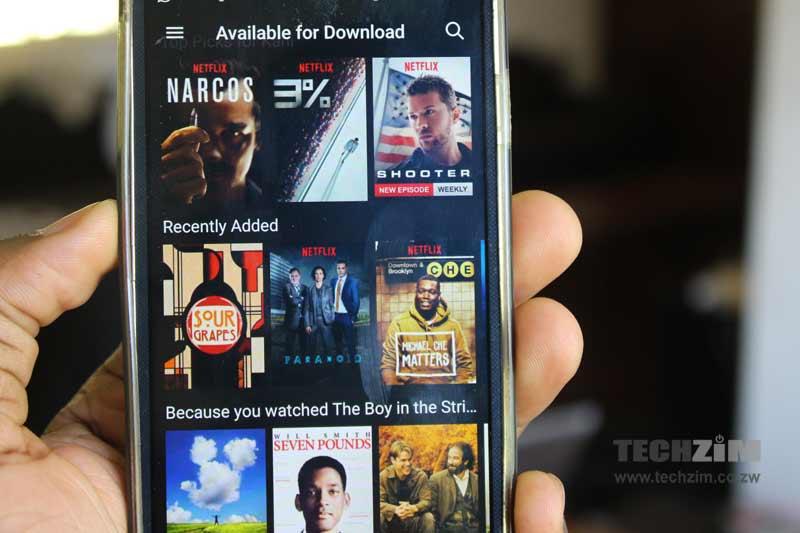 VOD services, IPTV, Netflix,