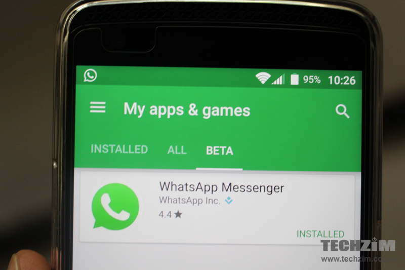 Here Is How To Read Deleted Messages On WhatsApp - Techzim