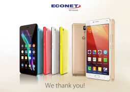 Zimbabwean brands, Android devices, free data, Econet broadban