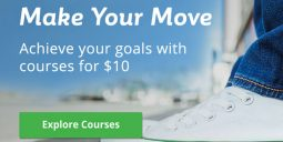 Udemy $10 promotion, online courses