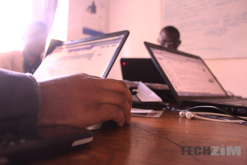 Techzim Office