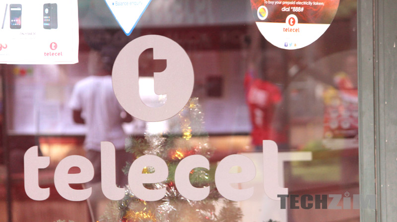 Telecel window