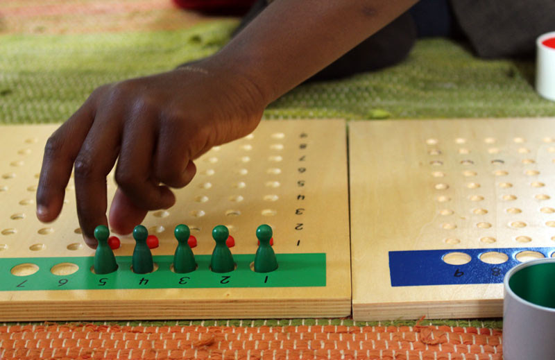 A different kind of education in Zimbabwe: Our visit to a Montessori
