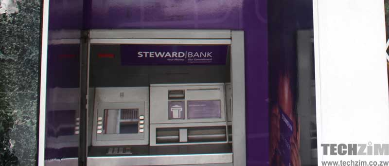 Steward Bank Automated Teller Machine (ATM)
