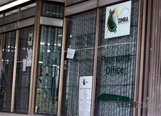 ZIMRA Payments office