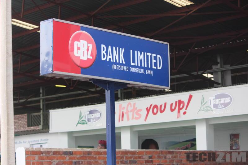 CBZ bank Zimbabwe