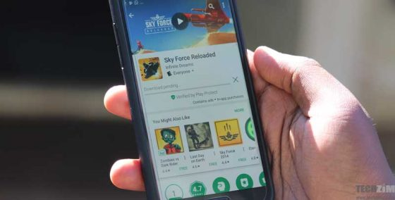 Google Play Protect apps