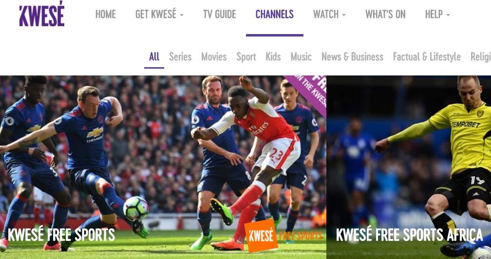 Kwese TV launches in Botswana with no hiccups - Techzim