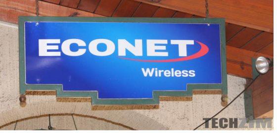 Econet sued