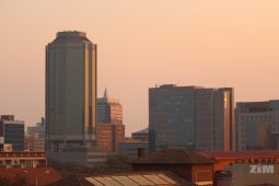 Harare Business district