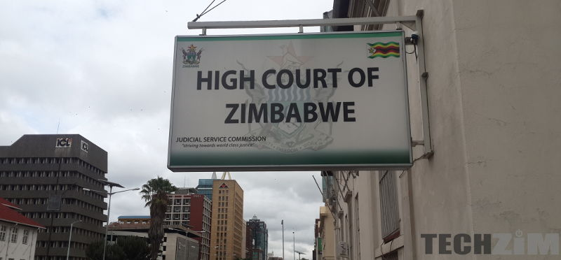 High Court of Zimbabwe