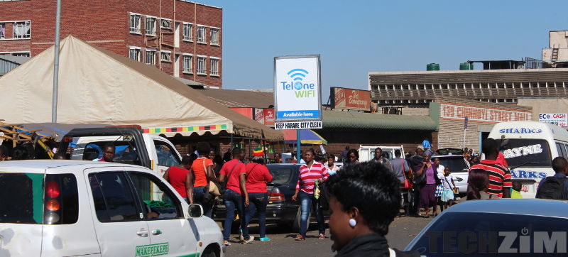 Telone launches Wifi Home and Away