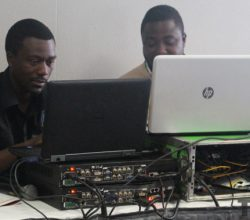 Computers connected to Wi-Fi