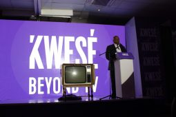 Fayaz King, Econet CCO, Kwese Tv launch