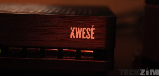 A Kwesé TV decoder