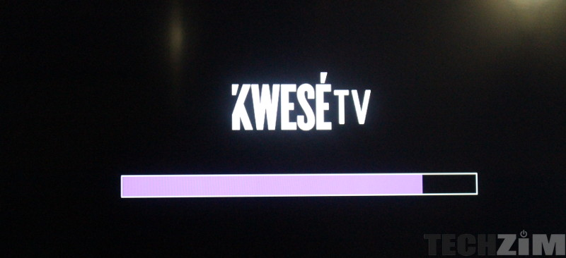 Kwesé TV screenshot