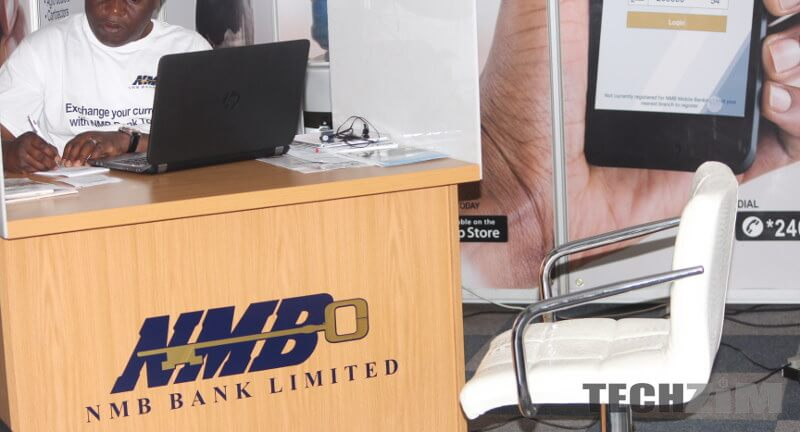 NMB Bank branch