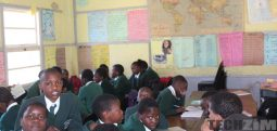 STEM: a classroom in Zimbabwe
