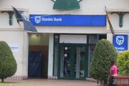 Stanbic Bank branch