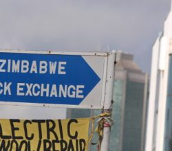 ZImbabwe Stock Exchange Banner