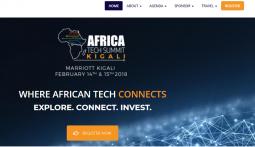 African Tech Summit website