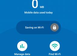 Datally Screenshot