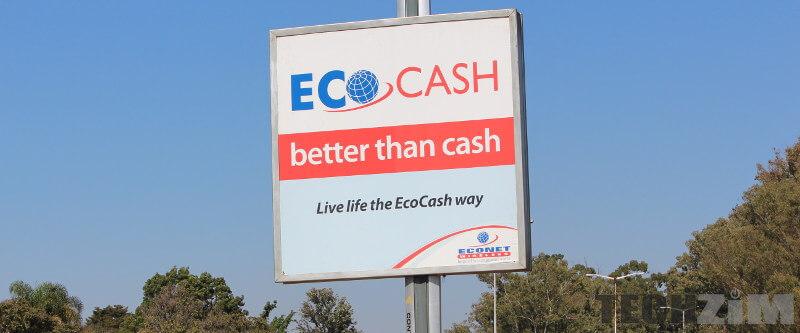EcoCash Billboard