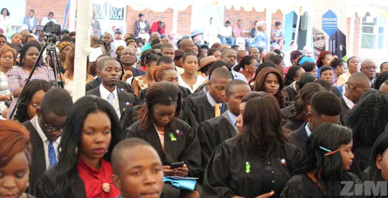TCFL students graduating