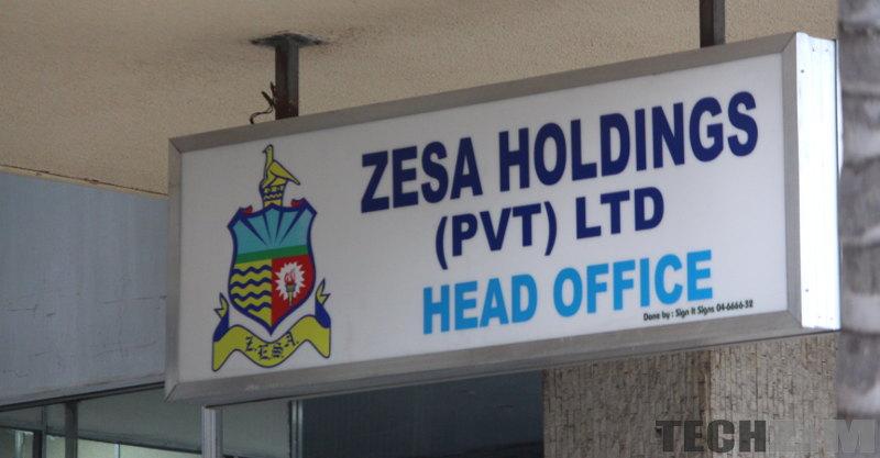 ZESA billboard