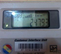 ZESA prepaid meter