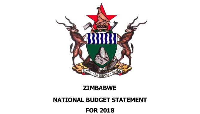 zimbabwe 2018 national budget statement pdf download techzim